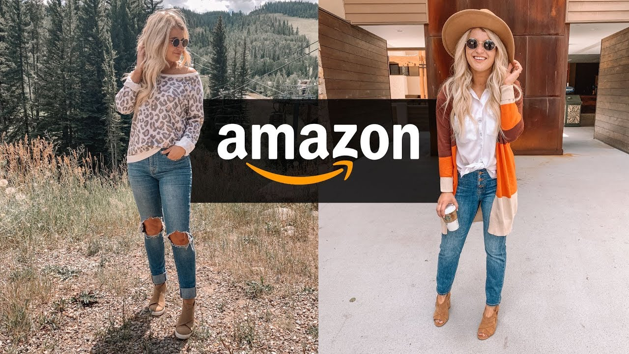 Amazon Fall Sweaters! Try On Haul 4