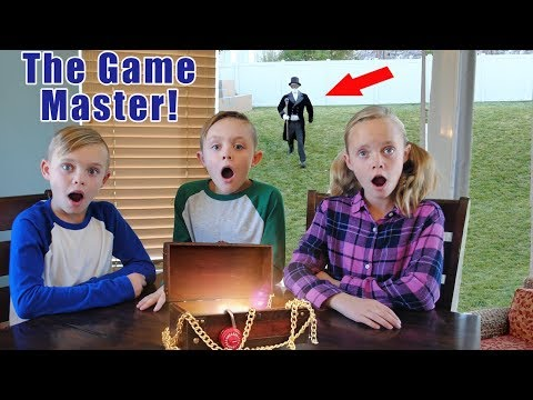 Escape The Game Master! Mystery Box & Searching Secret Clues! Mysterious Project Zorgo Abandoned!