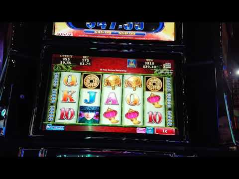 China Mystery 80 Free Spins (Buffalo Bills Casino)