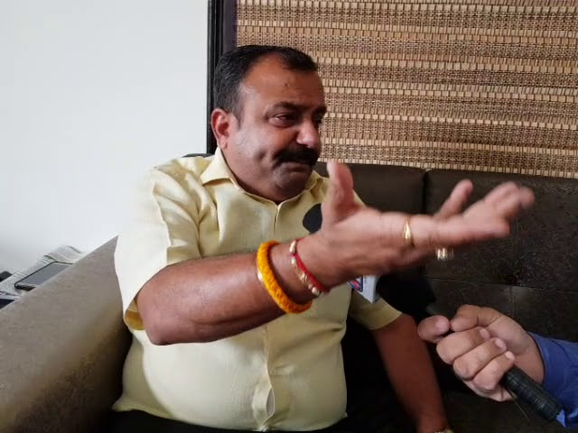 BJP MLC Vikram Randhawa talks about BJP forming government with NC