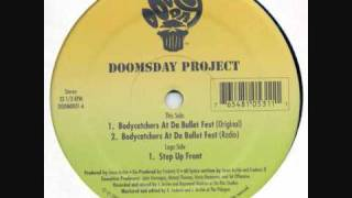 Doomsday Project - Step Up Front