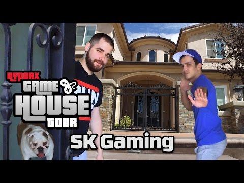 SK Gaming CS:GO – HyperX Gaming House Tour