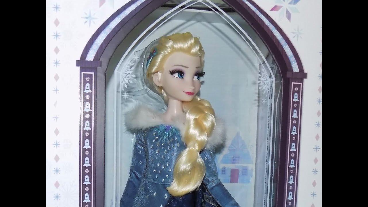 Recensione Bambola In Edizione Limitata Di Elsa Le Avventure Di