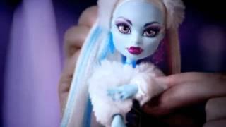 Mattel Monster High Toralei Stripe Doll with Pet Sweet Fang - Top Gift 2011