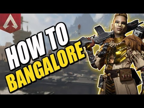 BANGALORE TIPS AND TRICKS (APEX LEGENDS GUIDE)