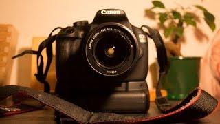 Best DSLR For Under $250? - Canon 1200D