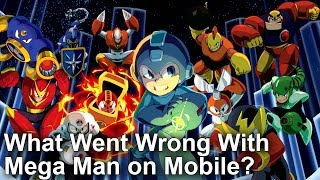 What Went Wrong With Mega Man Mobile?