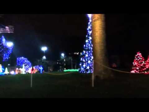 Cleveland's GE Christmas Lights