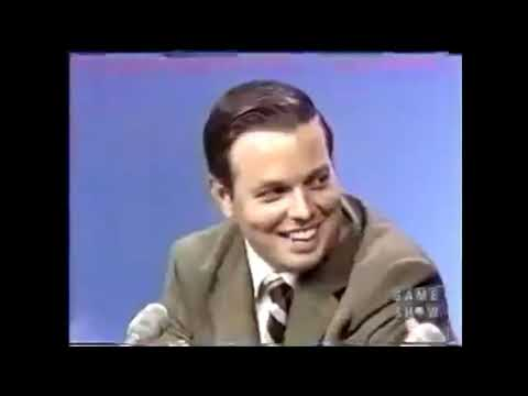 Magnavox Odyssey Premiers on Game Show What's My Line