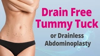 Drain Free Tummy Tuck or Drainless Abdominoplasty - Edelstein Cosmetic Thumbnail