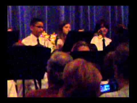 Johnson-Williams MS Jazz Band....Rock Hero