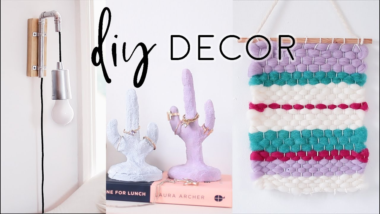 Diy room decor ideas for summer 2017 home decor on a for Room decor ideas summer