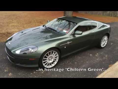 2007 Aston Martin DB9 - 15 Minute Drive
