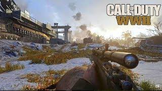 CALL OF DUTY WORLD WAR 2 GAMEPLAY!!! (COD WW2 TRAILER)
