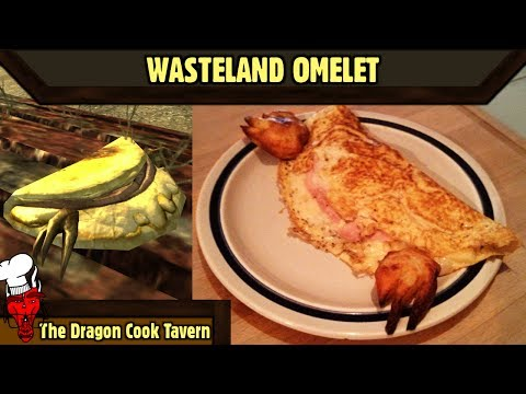 Fallout - Wasteland Omelet - [Dragon Cook Tavern]