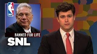 Weekend Update: Headlines from 5/3/14, Part 1 - SNL