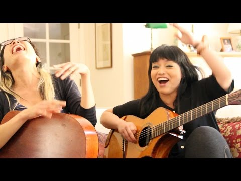Love Runs Out - One Republic (Cover by Melissa Polinar & Jane Lui)