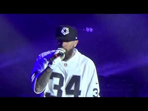 Limp Bizkit Manchester Arena 12/12/16 Full intro + Rollin + Hotdog [HD]