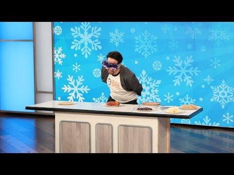 Lin-Manuel Miranda Plays 'Taste Buds': Thanksgiving Leftovers Edition