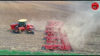 Spring Tillage & Planting at McCune Farms -  Mineral Illinois