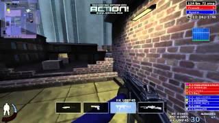 Urban Terror   Sniper Gameplay HD