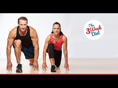 The 3 Week Diet  Review - 3 week diet plan