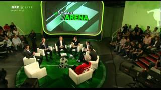 Talkrunde zu ÖFB und Teamchef Marcel Koller (1)