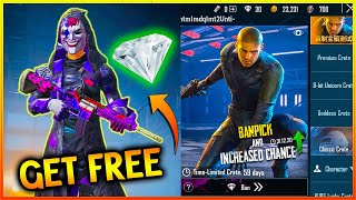 😍 How to Get Free Diamonds in PUBG Mobile and Get Free Legendary Items - BandookBaaZ