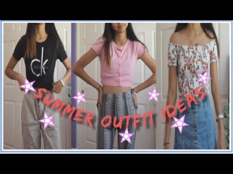 CUTE Trendy Summer Outfits Ideas!! (Affordable)