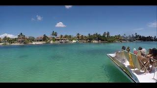 Pédalo des villas de luxe en Guadeloupe à Saint François