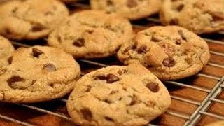Applesauce Diabetic Cookies - Healthy Food - Diabetic Food - How To