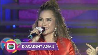 "CERIA!! Anie Emlan-Malaysia Dendangkan""Tamu Malam Minggu"" - D'Academy Asia 5"