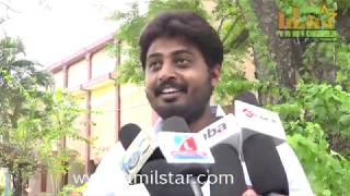 Parthiban Kadhal Movie Hero Yogi Interview!