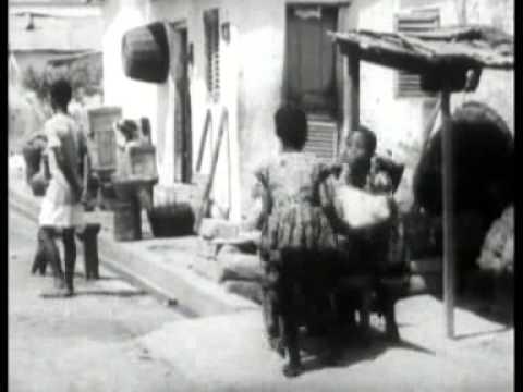 BOY KUMASENU  colonialfilm