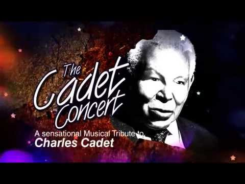 Cultural Icon Series: The Charles Cadet Concert