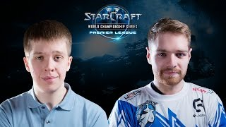 StarCraft 2 - Happy vs. Kane (ZvZ) - WCS Premier League Season 1 2015 - Ro32 Group D