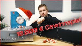 10.000€ Adventskalender Gewinnspiel Ankündigung