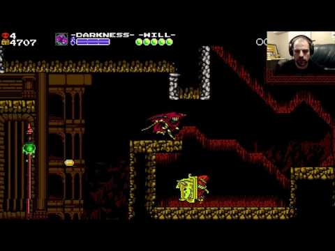 Specter vs Mole plus a Backstory (Shovel Knight: Specter of Torment #3)