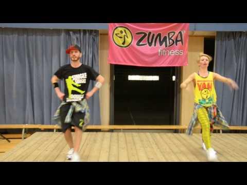 Zumba Masterclass 2017 Mohács