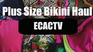 Plus Size Bikini Haul ( Monif C Forever21 Plus Rue107 )