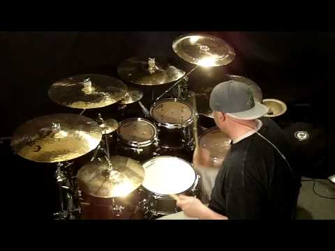 Pitbull feat. Ne-Yo Afrojack Nayer - Give Me Everything [Drum Cover]