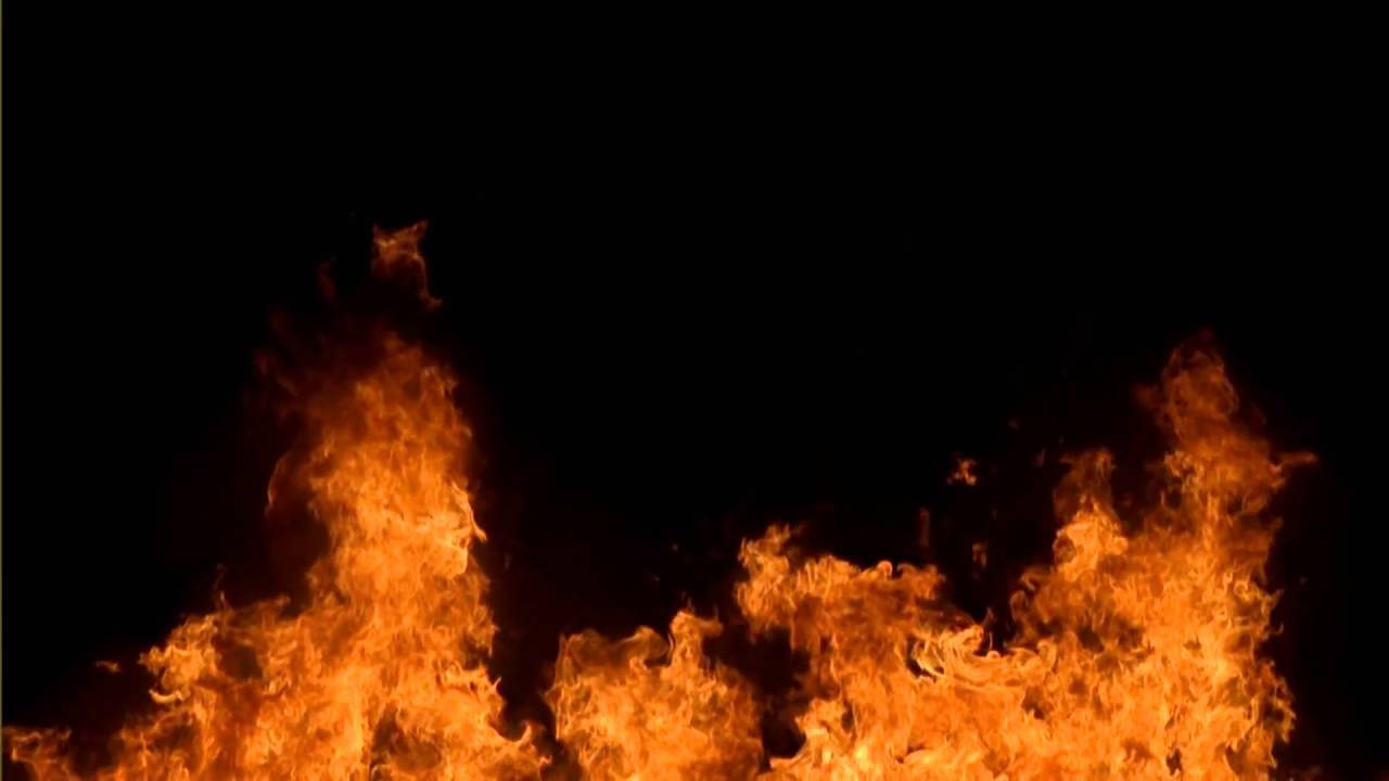 687262fe573c Fire Black Screen Effect HD 1080p - YouTube