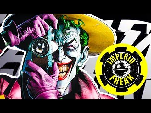 Batman: The killing Joke - Historia Completa (VIDEOCOMIC NARRADO)