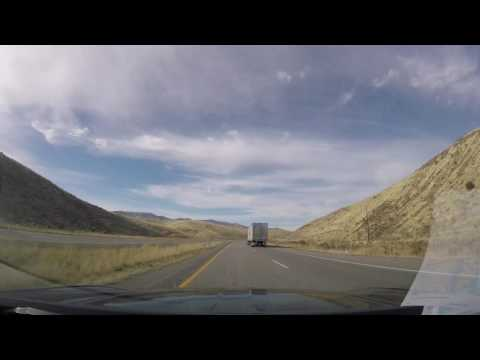 Driving from Park City, UT to Boise, ID