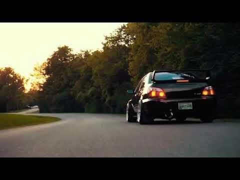 One Mod At A Time (Visual #2) Black Subaru WRX STi