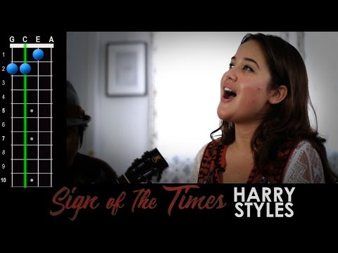 """""""Sign of the Times"""" (Harry Styles) Ukulele Play-Along!"""