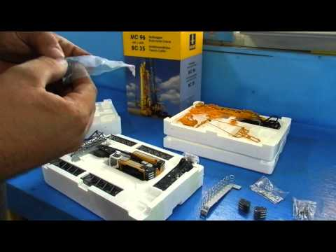 BYMO Bauer MC 96 Unboxing