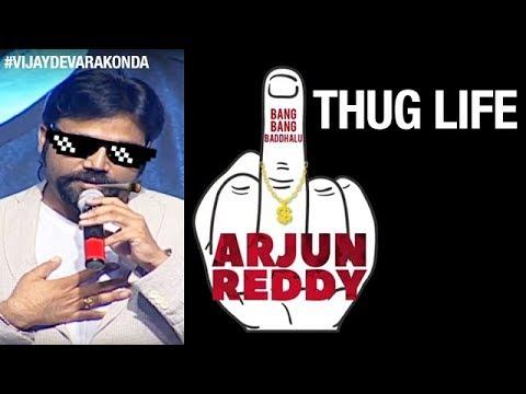 Arjun Reddy Movie Director SANDEEP VANGA Thug Life | Arjun Reddy Movie Craze | Vijay Deverakonda
