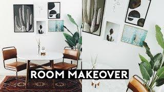 DIY SMALL ROOM MAKEOVER 2019   Nastazsa