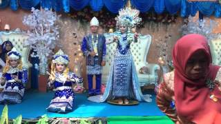 Sanggar Tari Rumah Elok Palembang - Tari Pagar Pengantin